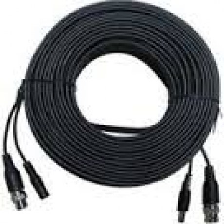 CAB-RC05 Έτοιμο καλώδιο Video cable BNC + power cable, 8 meter6
